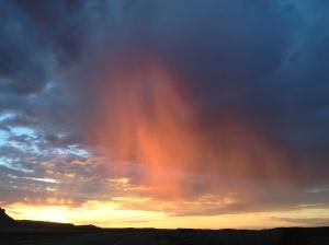 Sunrise near Moab