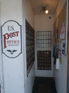 Smallest Post Office ever?