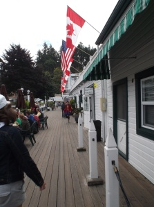 Wharf at Roche Harbor