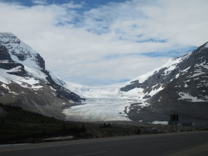 Another Icefield at Columbia