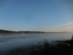 Simpson Lake early morn