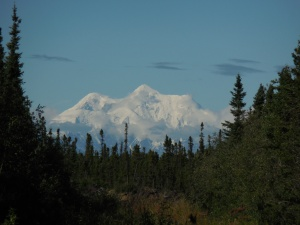 This is Mt. McKinley!