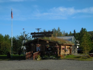 Nenana Visitor Center